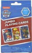 Jumbo playing cards 2
