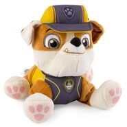 Mission-PAW-Rubble-Plush