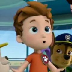 Alex Porter becomes a Honorary Member of the PAW Patrol