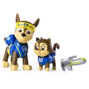 Paw patrol and kittens crew toys 1