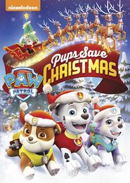 Pups Save Christmas (American DVD)