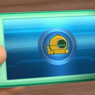 Cap'n Turbot's Seabee smartphone app in