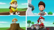 PAW Patrol Pups Save the Songbirds Scene 10
