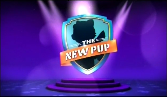 File:The New Pup (badge).png