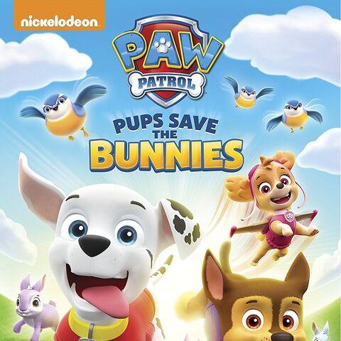 <i>Pups Save the Bunnies</i>