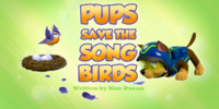 Pups Save the Songbirds