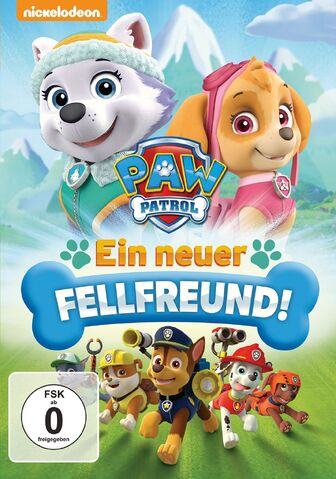 File:PAW Patrol Meet Everest! DVD Germany.jpg