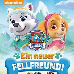 German Nickelodeon cover (<i>Ein neuer Fellfreund!</i>)