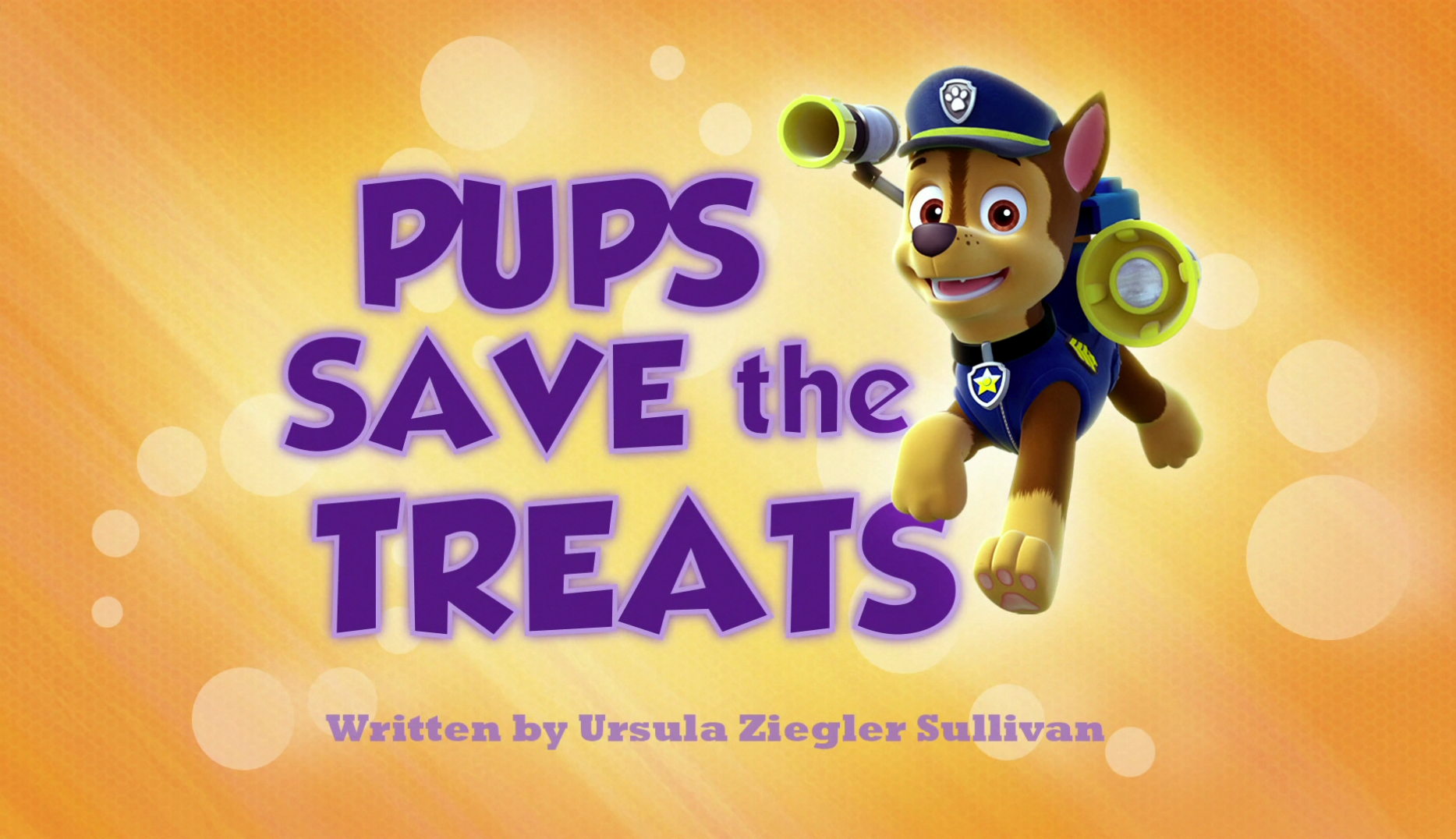 Pups Save The Treats Paw Patrol Wiki Fandom Powered By