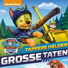 German Nickelodeon cover (<i>Tapfere Helden, große Taten</i>)