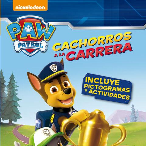 Spanish edition (<i>Cachorros a la carrera</i>)