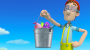 PAW Patrol Cap'n Turbot Nickelodeon Pups Save the Easter Egg Hunt Character