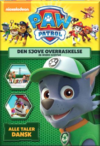 File:PAW Patrol Den sjove overraskelse og andre eventyr DVD.png