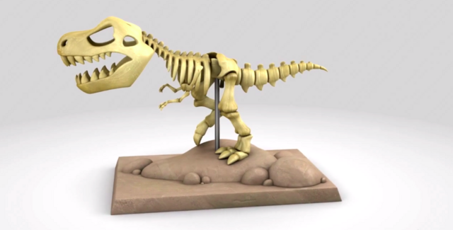 File:PAW Patrol Dinosaur Skeleton Model.png