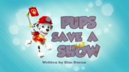 Pups Save a Show (HD)