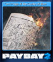 PAYDAY 2 Card 7