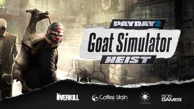 The Goat Simulator Heist
