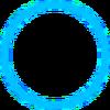 Circle 4 Blue