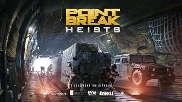 Point Break Heists HD