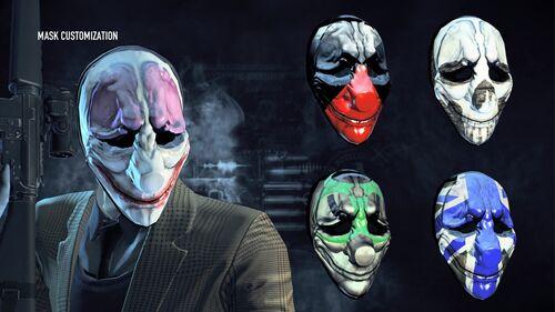 Mask customization
