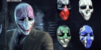 Masks (Payday 2)
