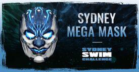 Sydney Mega Mask