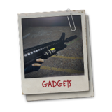 Hint weapon gadgets