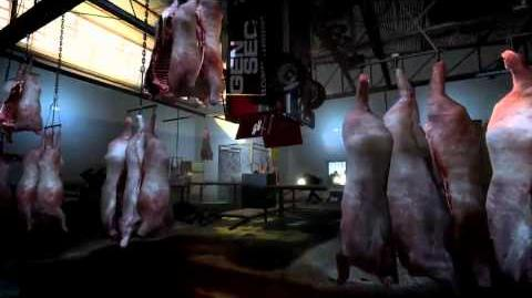 Payday The Heist - Slaughter House Trailer (PC, PS3)