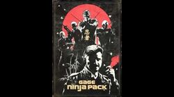 Payday 2 Soundtrack - Gage Ninja Pack (Website Theme)