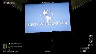FirstWorldBank screen