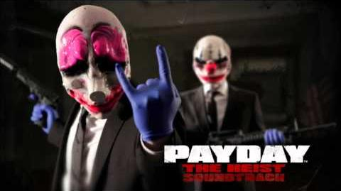 PAYDAY The Heist Soundtrack - The Take (Panic Room Pt
