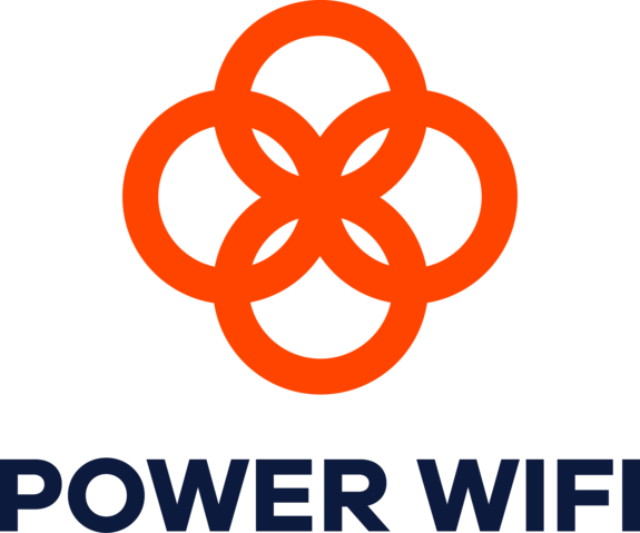 File:POWER WIFI logo 2 color png.png