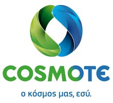 GR Cosmote logo