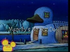 Munchy's No Big Deal