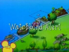 Title Display - Watchbird Alert