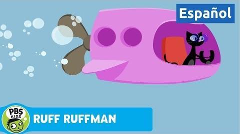RUFF RUFFMAN La privacidad y tú PBS KIDS