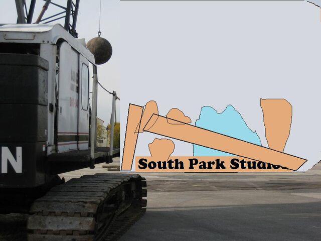 File:Demolition of South Park Sudios (demolition ends).jpg