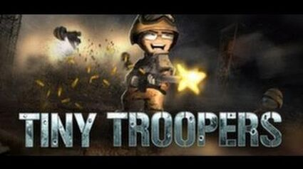 Tiny Troopers Gameplay (PC HD)