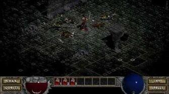 Diablo I Walkthrough - Episode 1 - Yes I'm Playing this in 2012