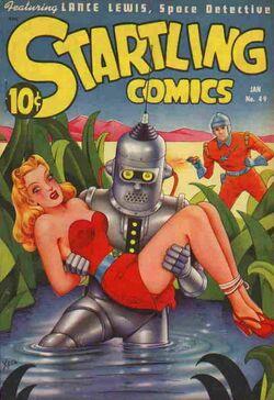 Startling Comics 49