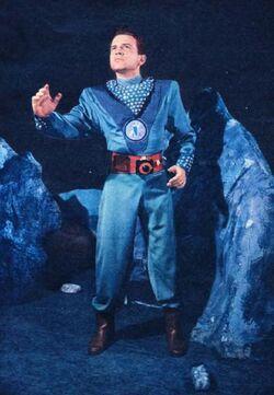 Frankie Thomas Tom Corbett Space Cadet 1951