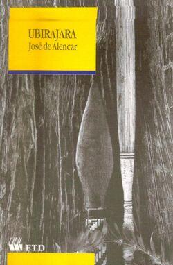 Livro-ubirajara-jose-de-alencar MLB-F-3521068149 122012