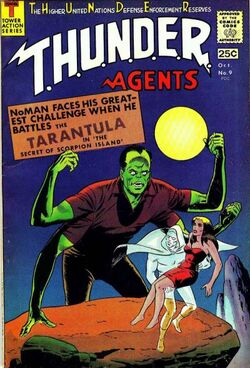 Thunder agents -9