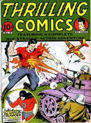 Thrilling Comics 19