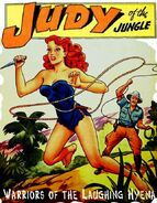 Judy of the Jungle