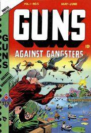 Gunmaster novelty
