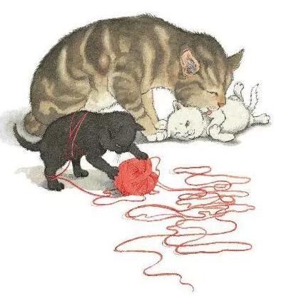 File:Kittyandsnowball.jpg