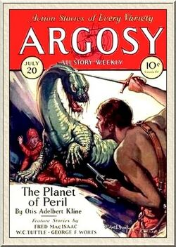 Argosy planet. of peril