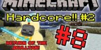 Minecraft HC Season 2! - Part 8 (Return of the Skulltan!)