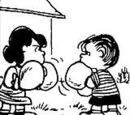 Lucy and Linus' relationship